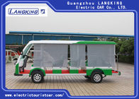 Environmental Friendly Electric Tourist Car Resort Vehicles 8~10h Recharge Time