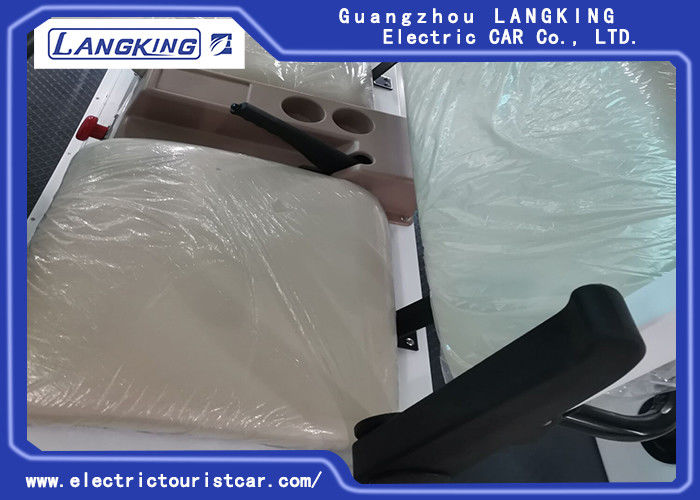 Standard Seat Cushion For Electric Freight Car Parts / Electric Shuttle Bus